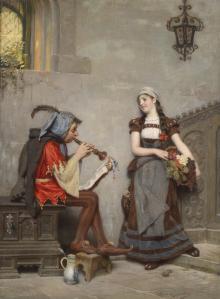 Felix_Ehrlich_Der_Musikant_1895
