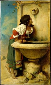 noia a la font