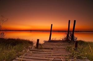 Ruhe-am-Chobe-River