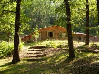 cabana al bosc